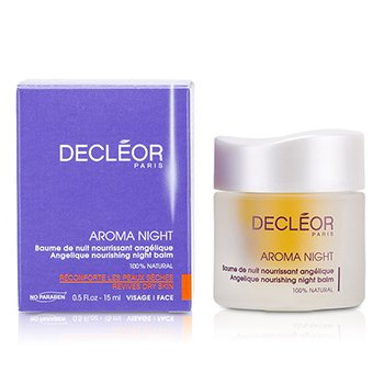 Decleor Aroma Night Aromatic Nutrivital Balm (Angelique Balm)  15ml/0.5oz