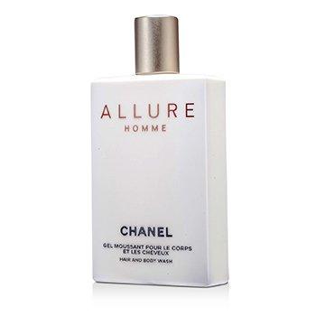 שאנל אלור שטיפת גוף ושיער (מיוצר בארה״ב)  200ml/6.8oz