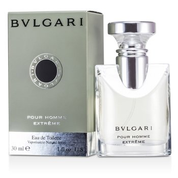 Bvlgari Extreme Eau De Toilette Spray  30ml/1oz