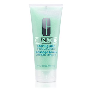 Clinique Sparkle Skin Отшелушивающее Средство для Тела  200ml/6.7oz