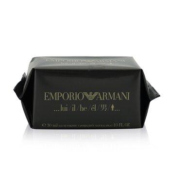 Giorgio Armani Emporio Armani - toaletní voda s rozprašovačem  30ml/1oz