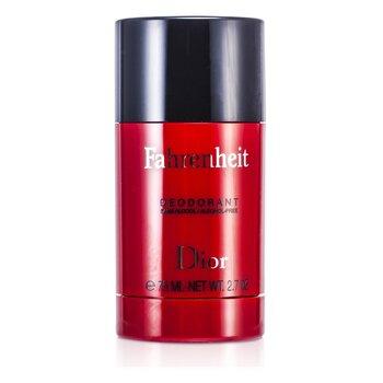 Christian Dior Fahrenheit Deodorant Stick ( Sin Alcohol )  75g