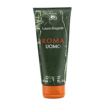 Laura Biagiotti Roma Shower & Bath Gel  200ml/6.7oz