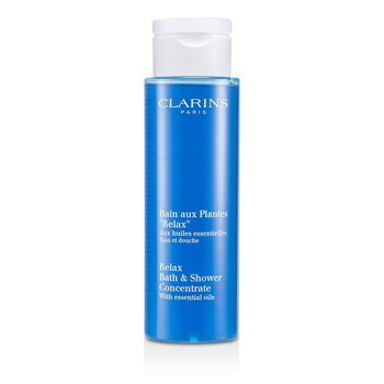 Clarins Relax Banho & Shower Concentrate  200ml/6.7oz