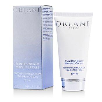 Orlane Reconditioning Crema Manos y Unas SPF 10  75ml/2.5oz