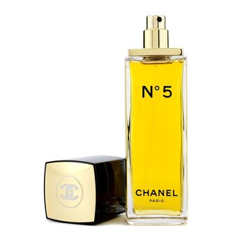 Chanel No.5 Eau De Toilette Semprot  100ml/3.3oz