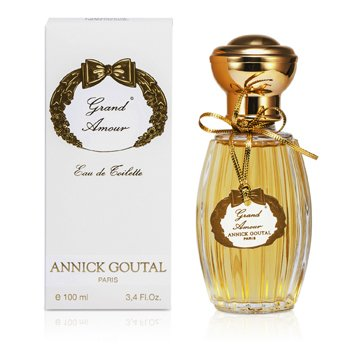 Annick Goutal Grand Amour Agua de Colonia Vaporizador  100ml/3.3oz