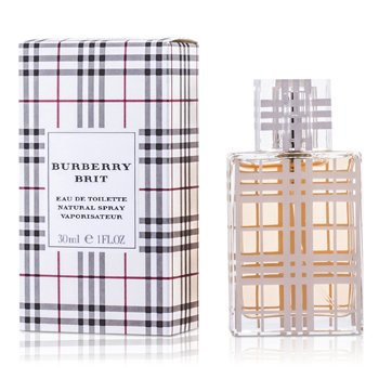 burberry brit eau de parfum spray p75z  Burberry Brit Eau De Toilette Spray 30ml/1oz