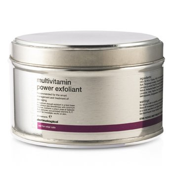 Dermalogica Age Smart MultiVitamin Power Exfoliant Treatment (Salon Size)  30 Caps