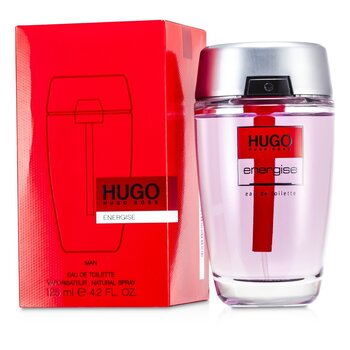 Hugo Boss Hugo Energise Eau De Toilette Spray  125ml/4.2oz