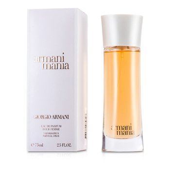Giorgio Armani Mania Femme Eau De Parfum Spray  75ml/2.5oz