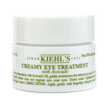 Kiehl's Tratamiento Cremosos de Ojos con Aguacate    14gl/0.5oz