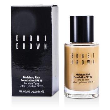 Bobbi Brown کرم آرایشی و مرطوب کننده مویسچر ریچ SPF15 - شماره 3 بژ  30ml/1oz