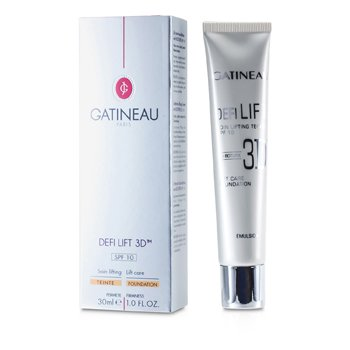 Gatineau Defi Lift 3D Tinted Emulsion SPF 10 (Lift Care Fdn) - #05 Naturel Tres Clair  30ml/1oz