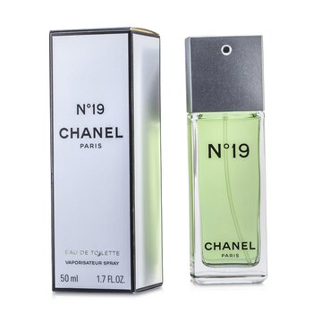 Chanel No.19 Eau De Toilette Spray Non-Refillable  50ml/1.7oz