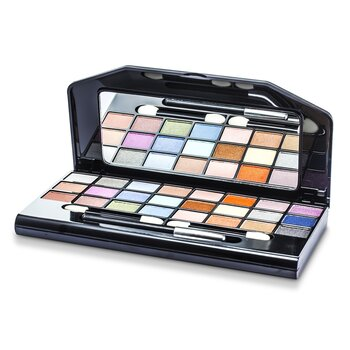 Cameleon MakeUp Kit G1672 (24xE/shdw, 1xE/Pencil, 4xL/Gloss, 4xBlush, 2xPressed Pwd..) - 1