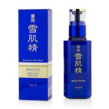 Kose Medicated Sekkisei Emulsion Excellent  140ml/4.6oz
