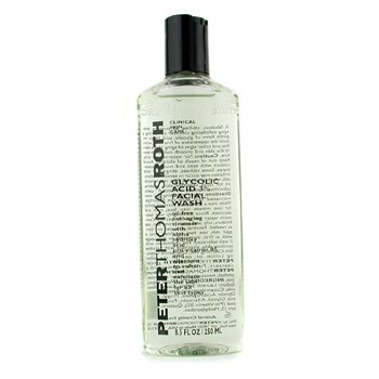Peter Thomas Roth Glycolic Acid 3% Facial Wash  240ml/8oz