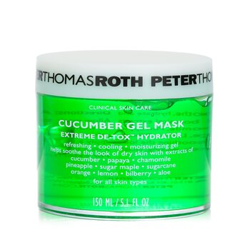 Peter Thomas Roth Cucumber Gel Máscara Facial Anti-Idade  150ml/5oz