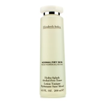 Elizabeth Arden Hydra- Splash Tónico Sin Alcohol (Piel Seca/Normal)  200ml/6.8oz