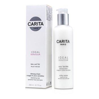 Carita Ideal Douceur Sütsü Sıvı ( Hassas Ciltler için )  200ml/6.8oz