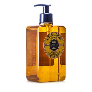 L'Occitane Shea Manteiga Liquid Sabão - Verbena  500ml/16.9oz