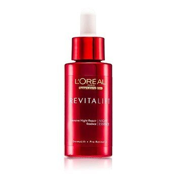 ロレアル Dermo-Expertise RevitaLift Intensive Night Repair (Night Essence) - Unboxed  30ml/1oz