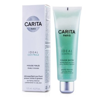 Carita Ideal Controle Pearly Mousse ( Piel Mixta a Grasa )  125ml/4.2oz