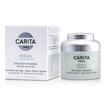 Carita Ideal Controle Powder Emulsion ( Piel Mixta a Grasa )  50ml/1.69oz