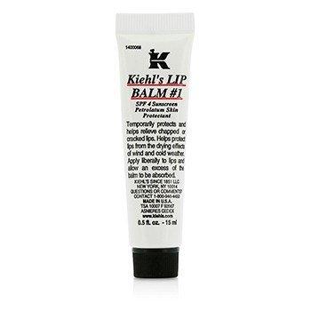 Kiehl's Bálsamo labial # 1 Tube ( SPF 4 Sunscreen Petrolatum Lip Protectant )  15ml/0.5oz