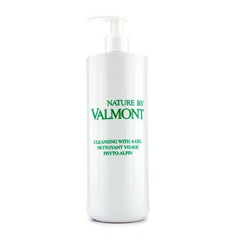 Valmont Nature Cleansing With A Gel (Salon Size)  500ml/16.9oz