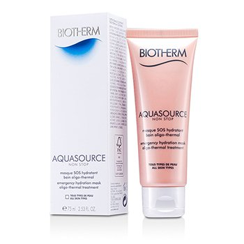 Biotherm Aquasource Non Stop Emergency Hydration Mask  75ml/2.53oz