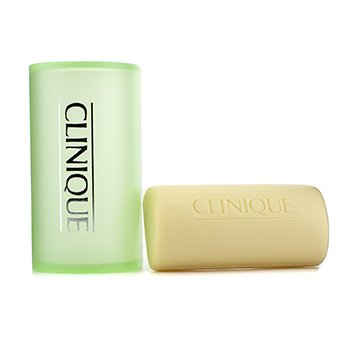 Clinique Facial Soap - Mild (With Dish)  100g/3.5oz