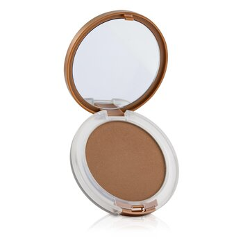Clinique Brązujący puder prasowany True Bronze Pressed Powder Bronzer - No. 03 Sunblushed  9.6g/0.33oz