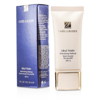 Estee Lauder Ideal Matte Refinishing Maquillaje  SPF8 - #03 Outdoor Beige  30ml/1oz