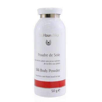 Dr. Hauschka Body Silk Powder Polvo Seda para Cuidado Corporal ( Cara y Cuerpo )  50ml/1.7oz