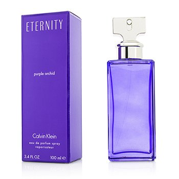 Calvin Klein Eternity Purple Orchid Eau De Parfum Spray  100ml/3.4oz