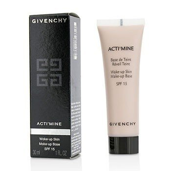 Givenchy Acti' Mine Make Up Base SPF15 - # 6 Acti Peach  30ml/1oz