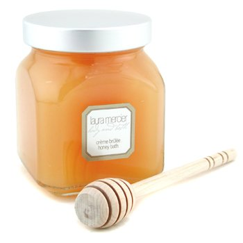 לורה מרסייה Creme Brulee Honey לאמבט  300g/12oz