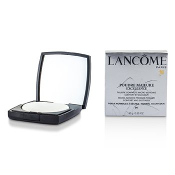 Lancome Poudre Majeur Excellence Micro Aerated Pressed Powder - No. 04 Peche Doree  10g/0.35oz