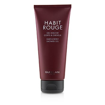 Guerlain Żel do mycia ciała Habit Rouge All-Over Shampoo  200ml/6.7oz