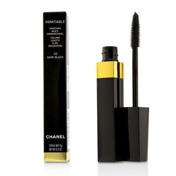 Chanel Máscara Inimitable Multi Dimensional  - # 10 Black  6g/0.21oz