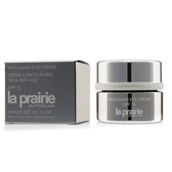 La Prairie Anti Aging Cream para sa Mata SPF 15 - A Cellular Complex  15ml/0.5oz