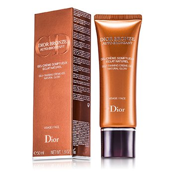 Christian Dior Dior Bronze Autobronceador Brillo Natural para el Rostro  50ml/1.8oz