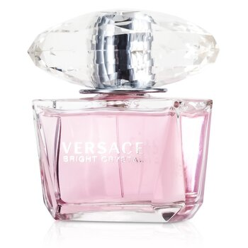 Versace Bright Crystal Eau De Toilette Spray  90ml/3oz