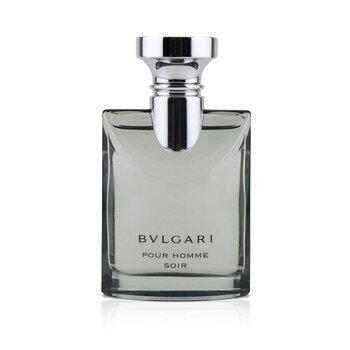 Bvlgari Pour Homme Soir Eau De Toilette Spray  50ml/1.7oz