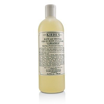 Kiehl's Bath & Shower Liquid Body Cleanser - Coriander  500ml/16.9oz