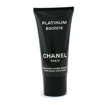 Chanel Egoiste Platinum Loción para después del Afeitado Hidratante  75ml/2.5oz