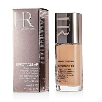 Helena Rubinstein Spectacular Foundation SPF10 - No. 22 Apricot  30ml/1.01oz