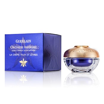 Guerlain Orchidee Imperiale Exceptional Complete crema cuidado ojos y labios  15ml/0.5oz